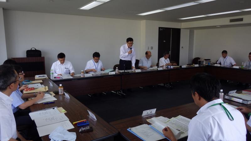 富山県林政連絡会議