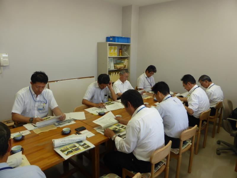 富山県農水総合技術セ木材研究所