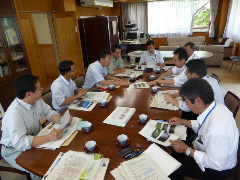 富山県農水総合技術セ森林研究所