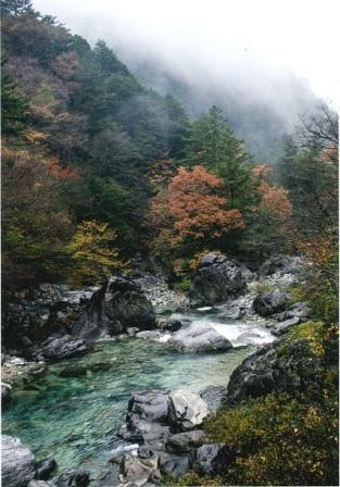 木曽の清流