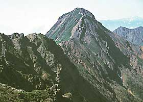 写真:八ヶ岳