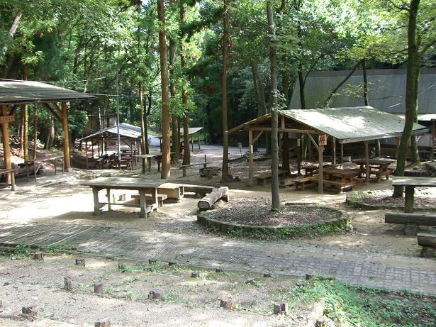 定光寺キャンプ場