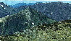 日高山脈中央部森林生態系保護地域
