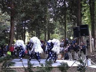 森林整備協定を通じた森づくり(古事の森)