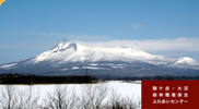 駒ヶ岳・大沼の写真平成22年3月撮影