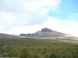 駒ヶ岳の全景