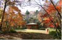 休憩所(あずまや)の写真