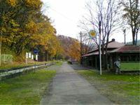 旧駅舎(管理棟・神居古潭地区)の写真