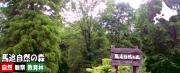 馬追自然の森自然観察教育林