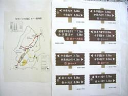 看板のデザイン(図面)