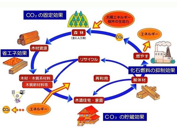 林野庁/物質生産機能