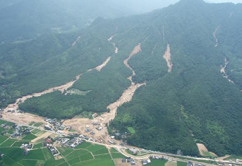 平成21年7月中国・九州北部豪雨