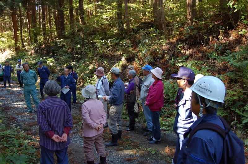 緑のオーナーの皆様による森林とのふれあいについて:林野庁