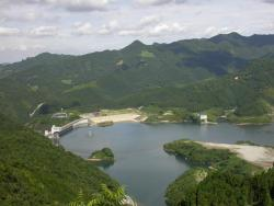 水源かん養(熊本県菊池市)