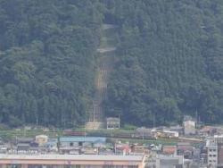 土砂流出防備(徳島県三好市)