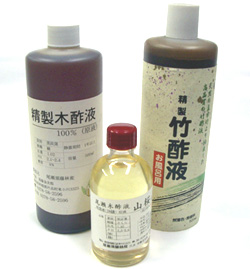 木酢液・竹酢液