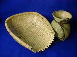 竹の伝統的な用途:竹細工