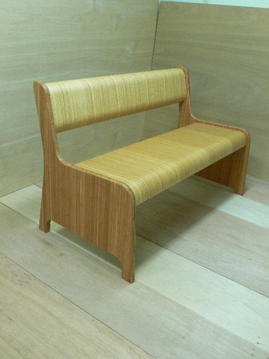 竹の新たな用途:家具