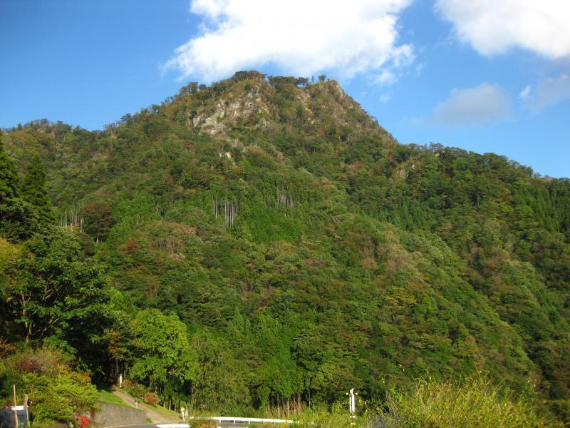 奥久慈自然休養林(男体山)