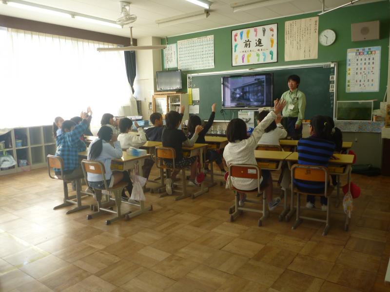 26大宮北小学校森林教室