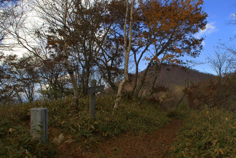 平場からの黒檜山