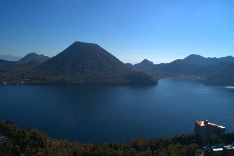 榛名富士・榛名湖