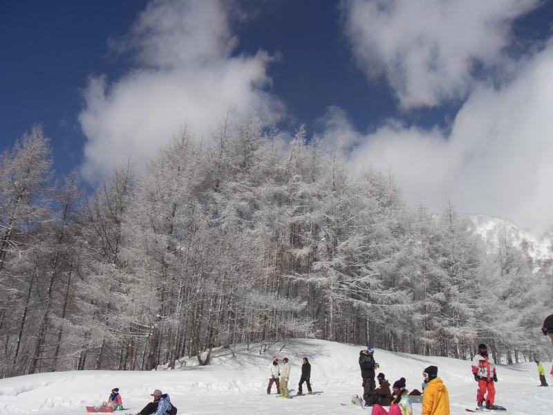 スギの原スキー場