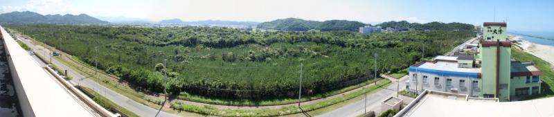 瀬波全景2