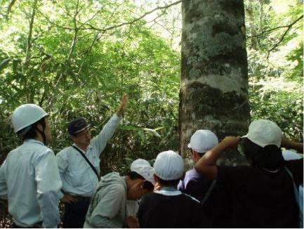 森林教室2