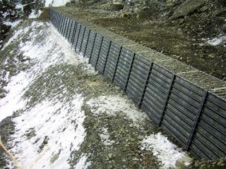 鋼製自在枠土留工 鋼製自在枠土留工 ふとんかご土留工 丸太積土留工 丸太積土留工(ウッドブロック