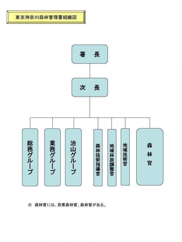 組織図(東京神奈川)25.4.1