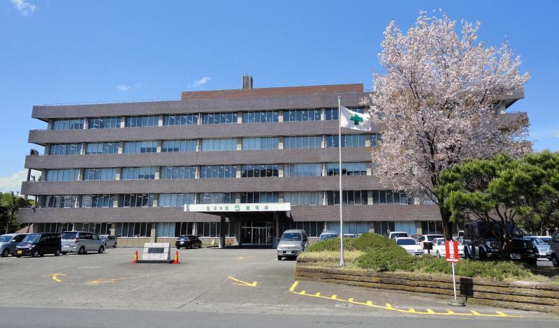 関東森林管理局庁舎