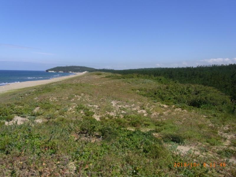 加賀海岸前丘