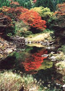 神之瀬峡県立自然公園