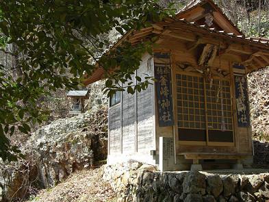 釜ヶ峰神社