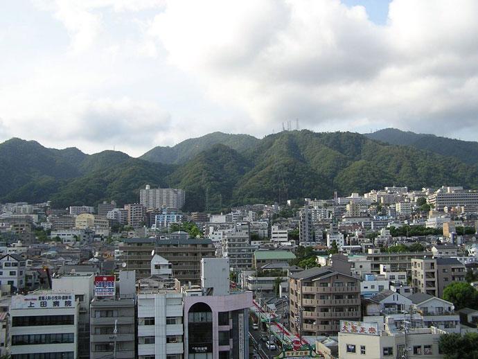 神戸東山風景林