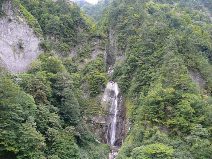 しりたか滝:蛇谷国有林