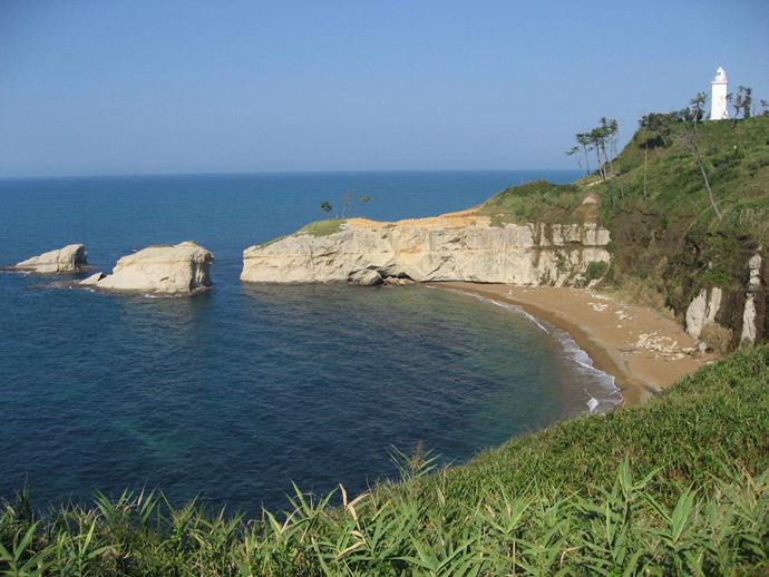 加賀海岸自然休養林(加佐ノ岬)