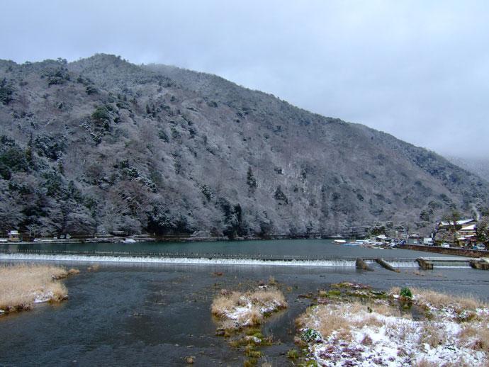 嵐山(冬)