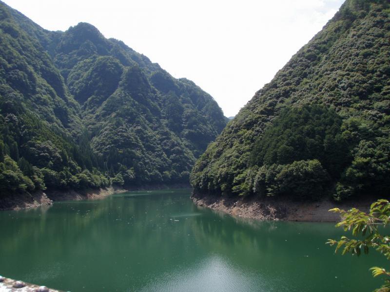 宮川ダム湖:大台町