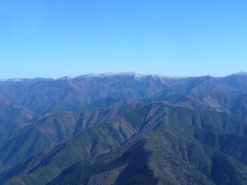 26.大峰山系