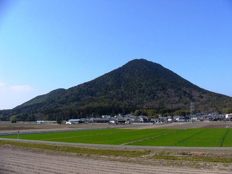 三上山国有林(近江富士)