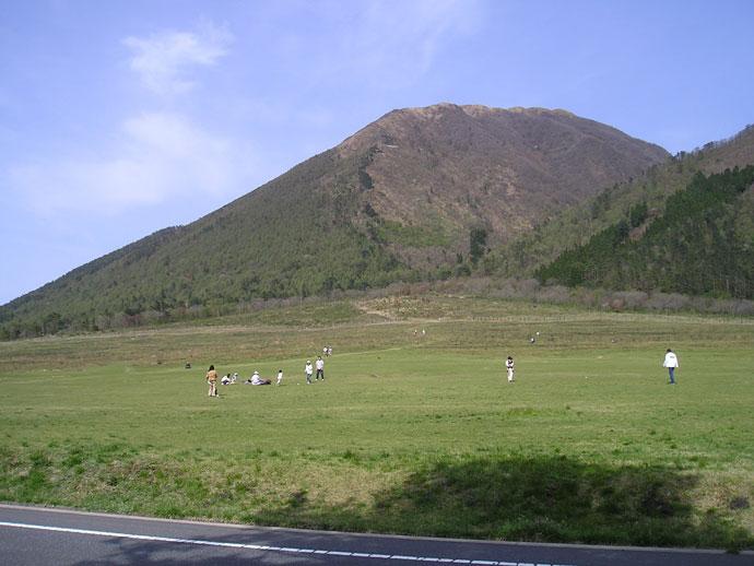 三瓶山(太田市)