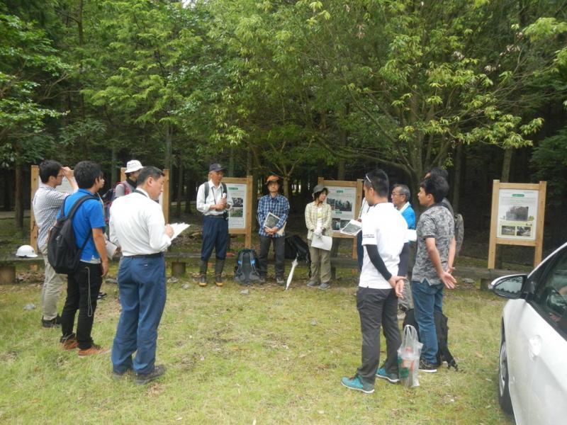 H28教員セミナー探検隊1
