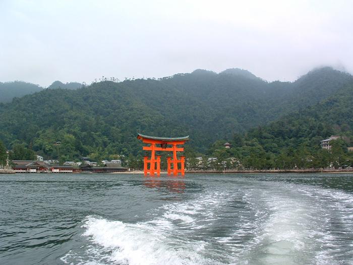 6.厳島神社【宮島】
