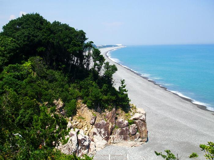 熊野灘(御手洗から)