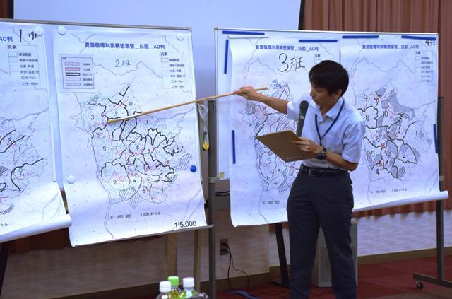 技術者育成研修第2回260911_068路網計画発表(2班)