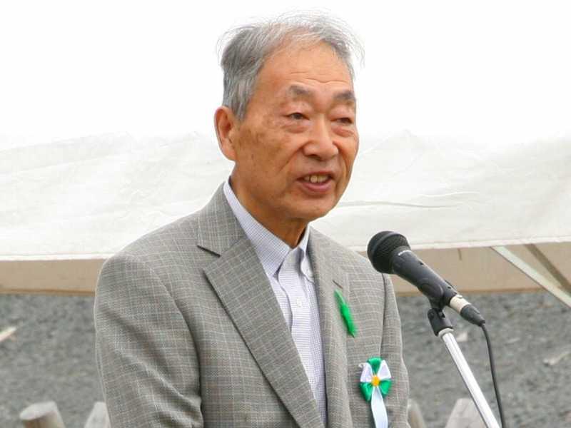 太田名誉教授
