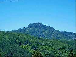 写真:姫ヶ岳