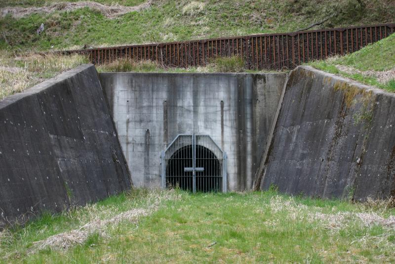 トンネル暗渠工